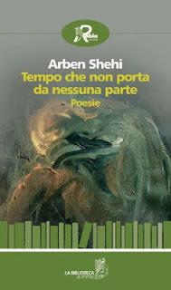 Arben Shehi porta la poesia albanese a Torino .18 maggio 2012