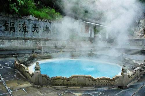 tempat menarik di China
