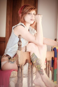 Hopeful SuicideGirl