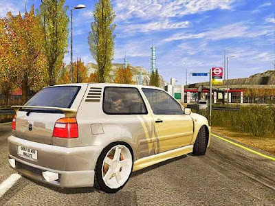 Volkswagen GTI Racing Game Play
