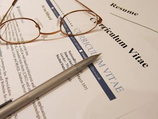 Contoh Curriculum Vitae, Contoh CV, Contoh Daftar Riwayat Hidup