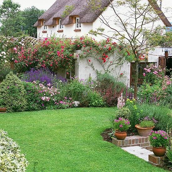 plantas jardim mediterraneoUm jardim aonde damos espaço para aromas