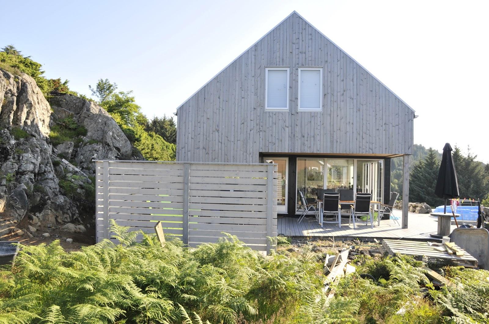 hytte Wanvik - en byggeblogg