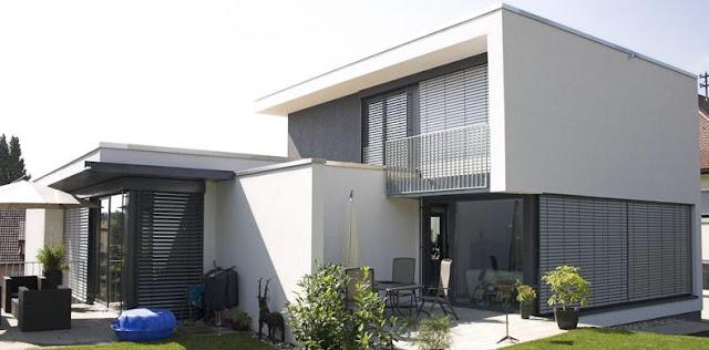 Case in legno edilizia green per case moderne ed - Casa legno moderna ...