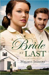 http://www.amazon.com/Bride-at-Last-Melissa-Jagears/dp/0764211706