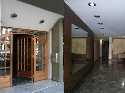 Arquitec maquetas remodelaci n 3d hall principal de un - Decoracion hall de entrada edificios ...