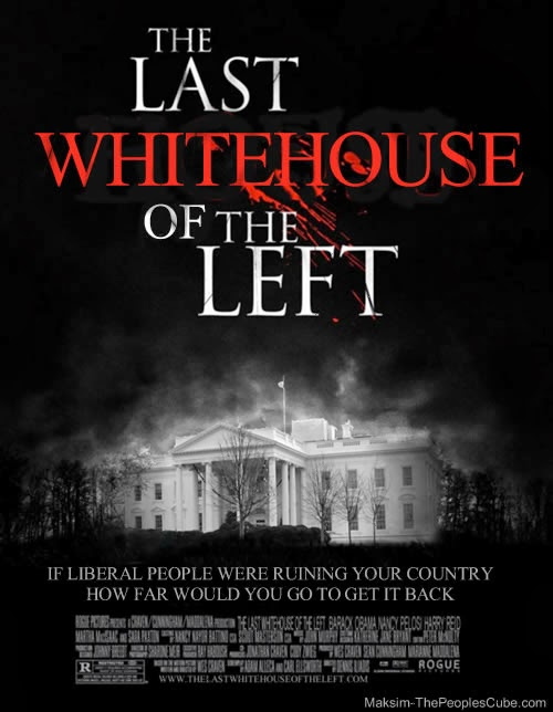 Funny Obama Spoof Movies - The Last Whitehouse on the left