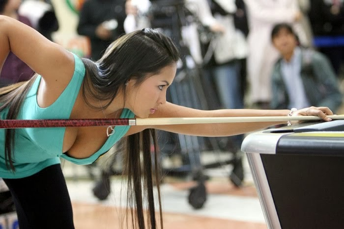 shanelle loraine hottest pool player 02