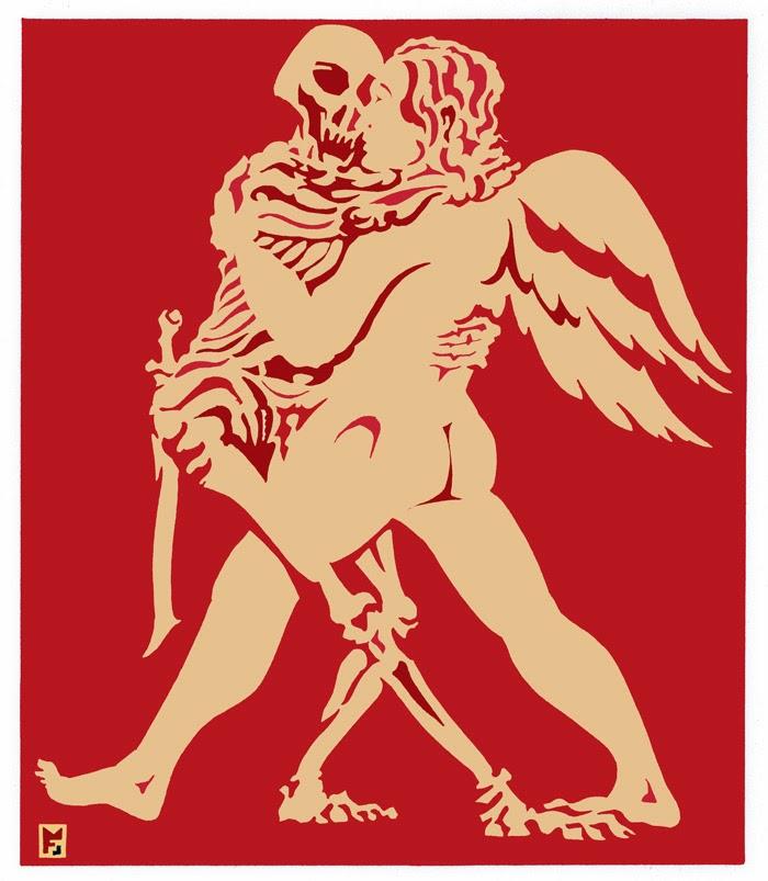 Eros y Tánatos
