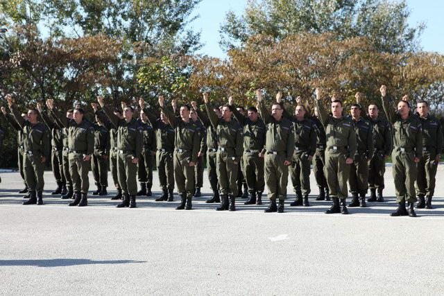 Ορκίστηκαν οι νέοι δόκιμοι αστυφύλακες στο Διδυμότειχο