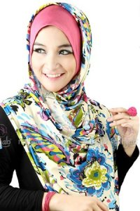 Nuhijab IBF - Pink (Toko Jilbab dan Busana Muslimah Terbaru)