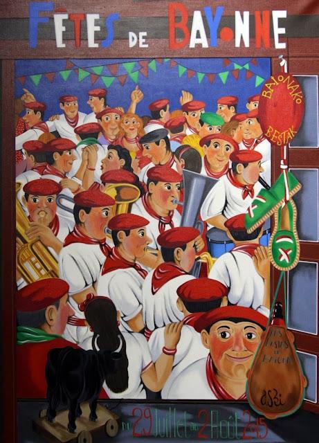 le programme des Fêtes de Bayonne 2015
