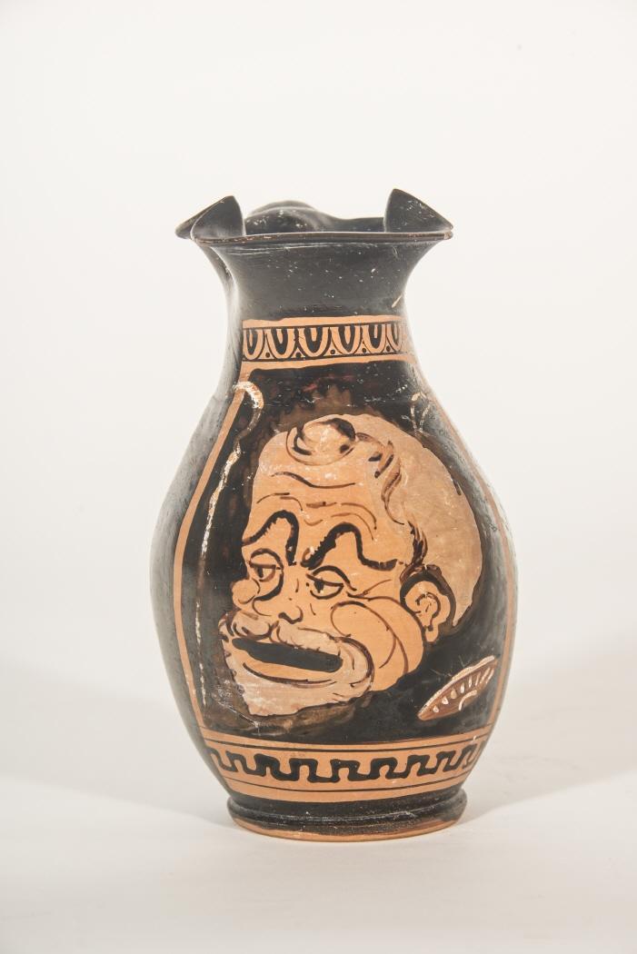Sociedad griega. La comedia como elemento político-religioso ...