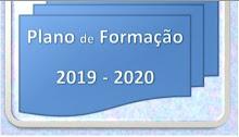PLANO DE FORMAÇÃO 2019-2020