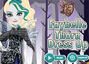 Ever After High Faybelle Thorn Dressup