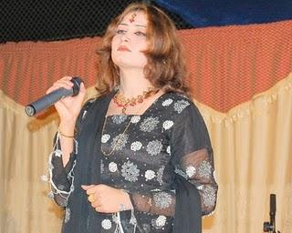Saima Naz Pashto Singer