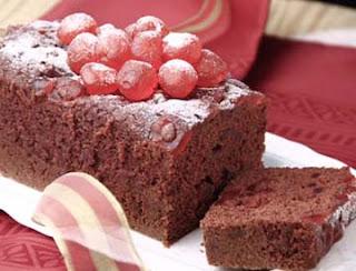 Resep Red Cherry Velvet Cake