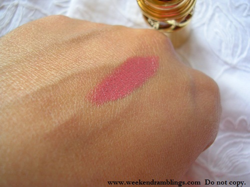 ysl rouge volupte silky sensual radiant lipstick swatches spf15 luscious pink 23