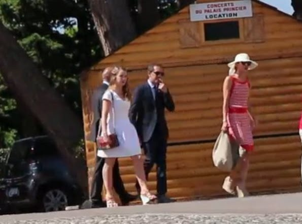 Wedding Of Pierre Casiraghi And Beatrice Borromeo