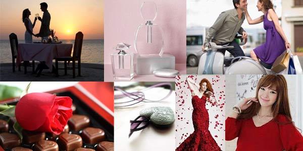 Hadiah yang Diinginkan Wanita Saat Valentine