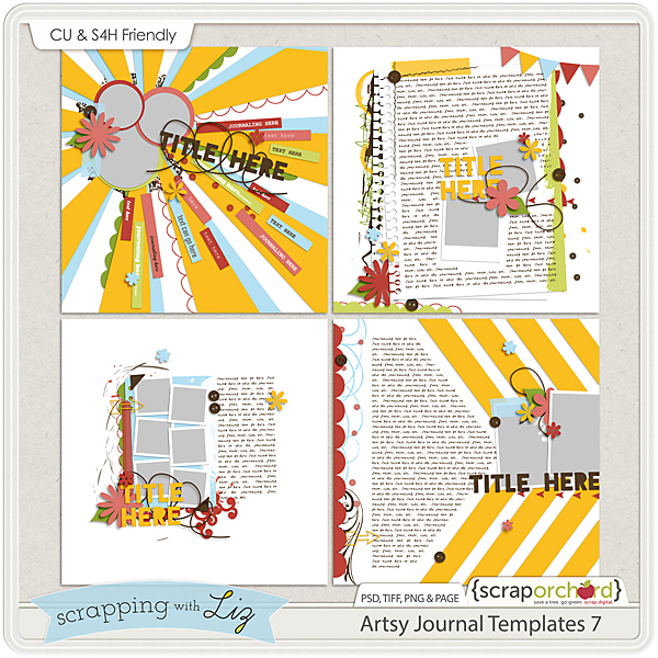http://scraporchard.com/market/Artsy-Journal-7-Digital-Scrapbook-Templates.html