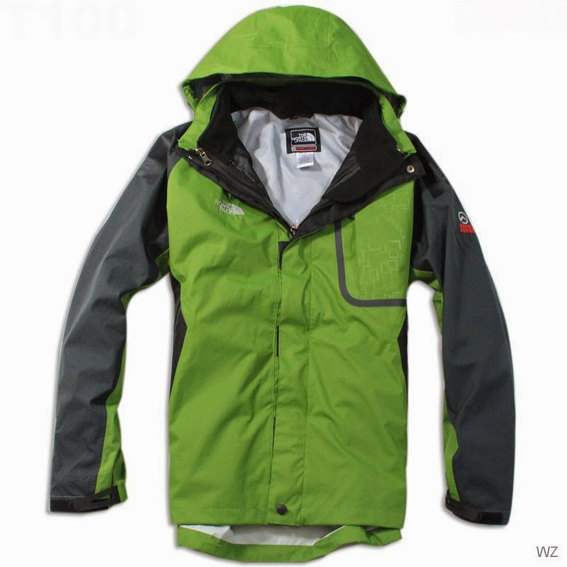 abrigos the north face hombre baratos