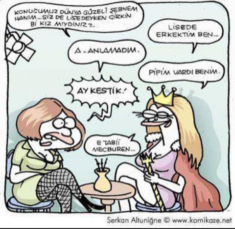 Pipi karikatürleri