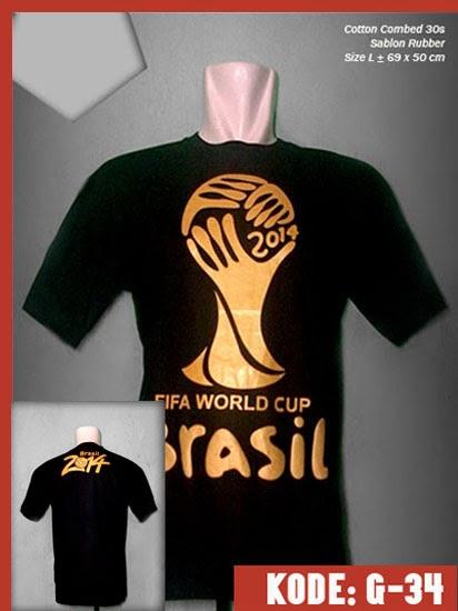 Jual Kaos Piala Dunia