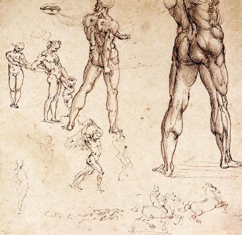 Gladiator sketch drawings nude nsfw scene