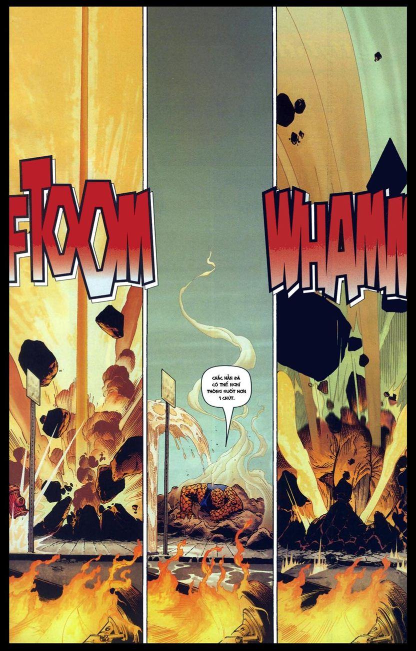 Ultimate Fantastic Four chap 5 - Trang 7
