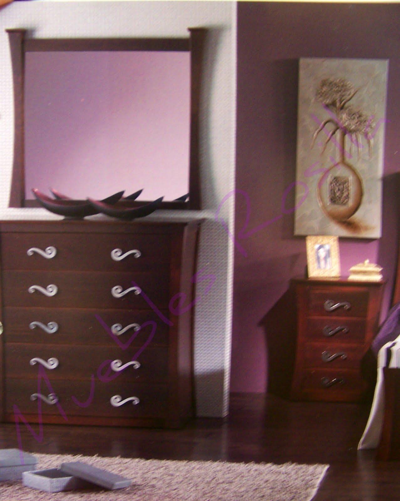 muebles rosilla herv s dormitorio atenas