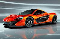 McLaren P1 (2013) Front Side