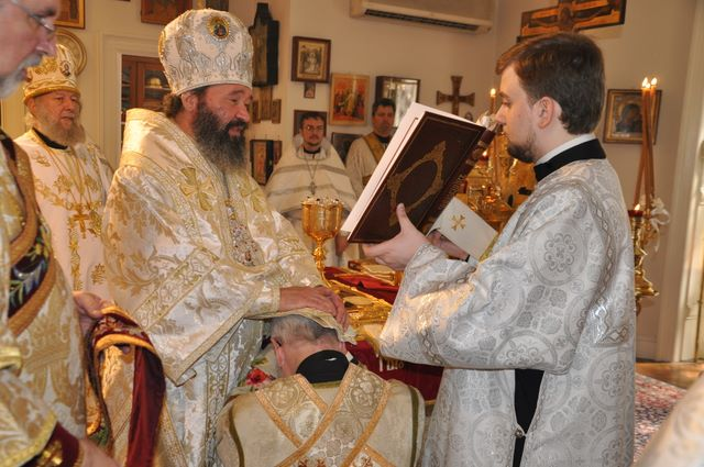 Musings from the Fourth Rome: New Western Rites Priest Ordained in ...