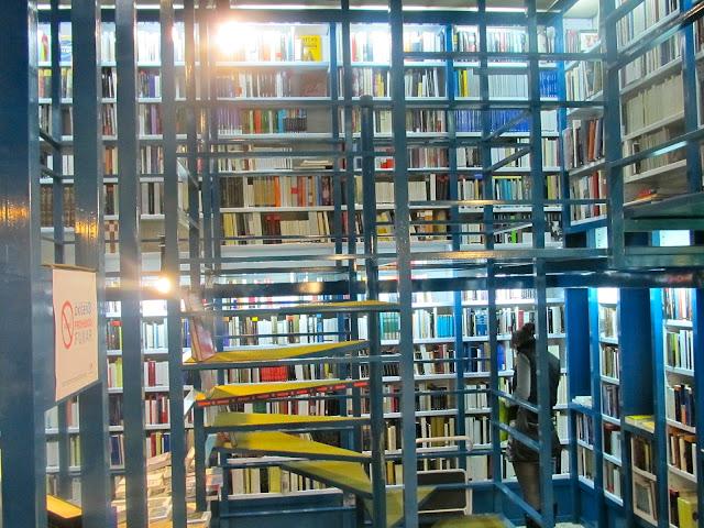 Libreria Rumor Madrid