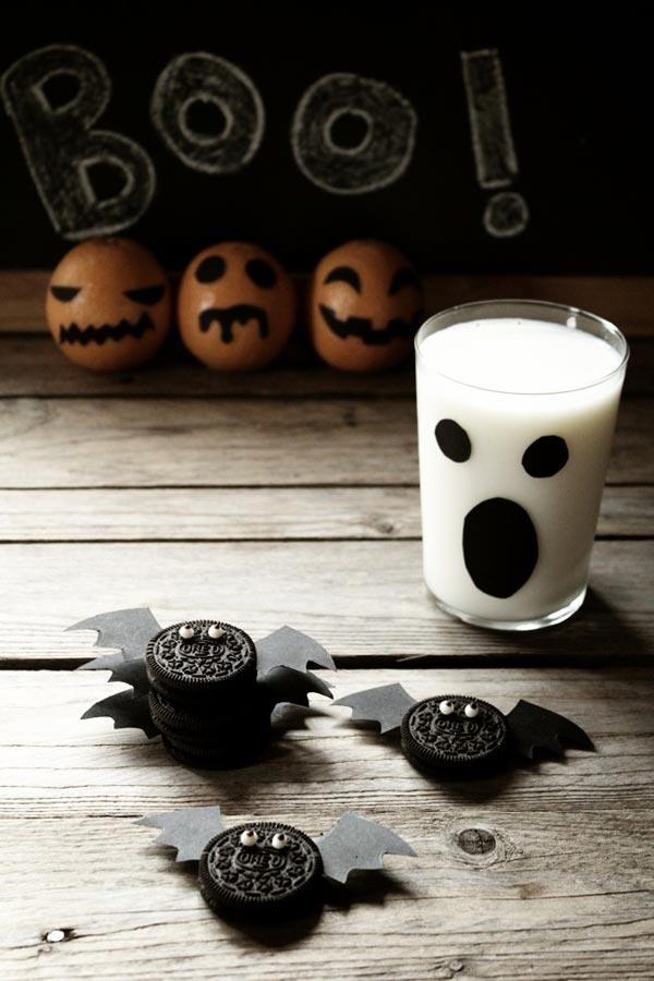 desayuno halloween