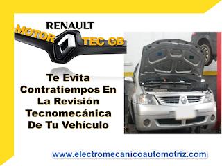 Motortec GB - Taller Renault