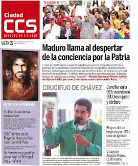 CIUDAD CCS EDICION MARTES 05/03/2015