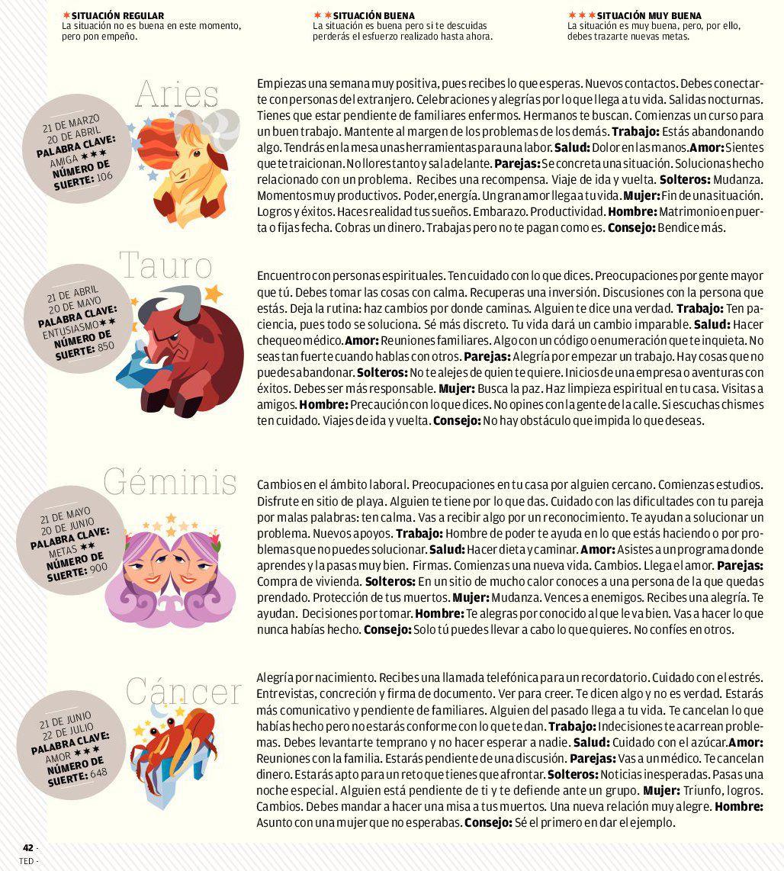 Mundo Místico de Cata: Horóscopo por Adriana Azzi Sedes