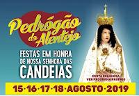 PEDRÓGÃO DO ALENTEJO: FESTAS DA SENHORA DAS CANDEIAS