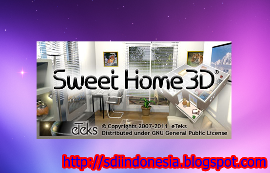 Download aplikasi desain sweet home 3d sdi indonesia Sweet home 3d download