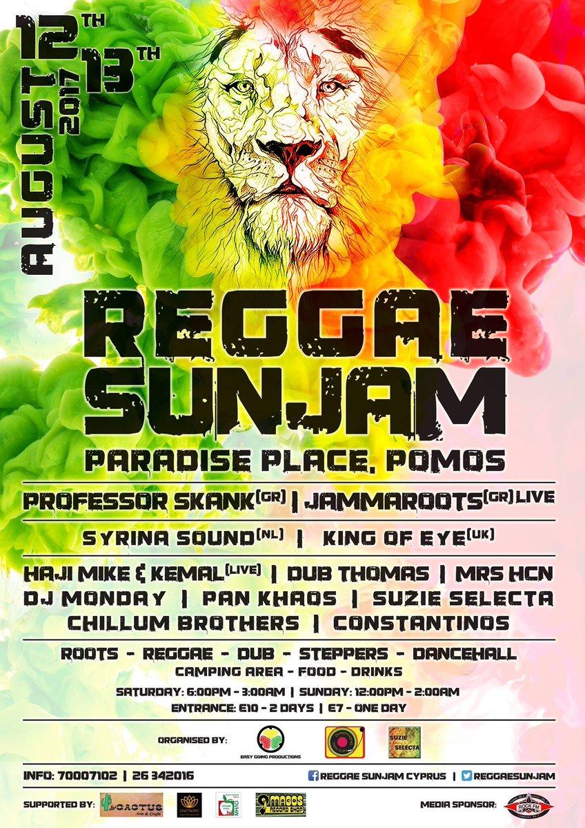 Reggae Sunjam #2