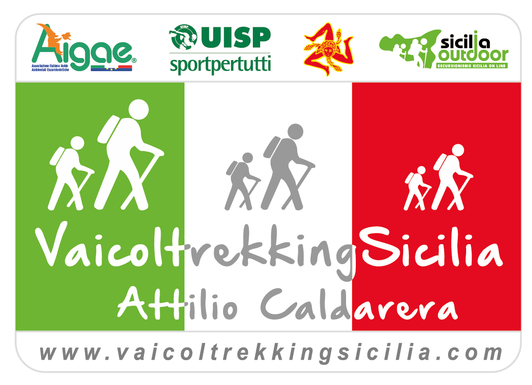 Attilio Caldarera Vai col Trekking Sicilia