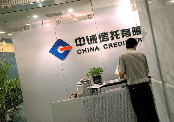 China Credit Trust Terminates $23-mln Product for Nonggeshan Pb & Zn Project