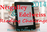 Netgalley and Edeilweiss