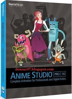 Anime Studio Pro V10.1.1 Full Version + Keygen