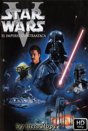 Star Wars Episodio 5: El Imperio Contraataca [1080p] [Latino-Ingles] [MEGA]