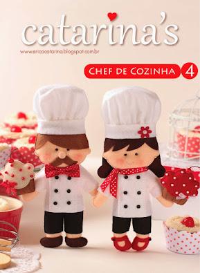 Apostila Digital 4: Chef de Cozinha
