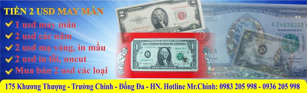2 USD MẠ VÀNG | 2 USD MA VANG