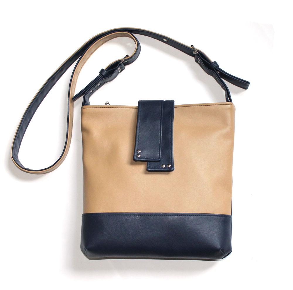 маленькая сумка из кожзама своими руками