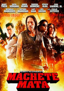 Machete Mata Dublado Online